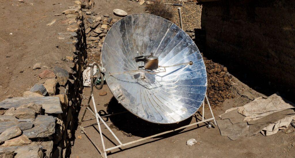 cocina solar tecnologias alternativas