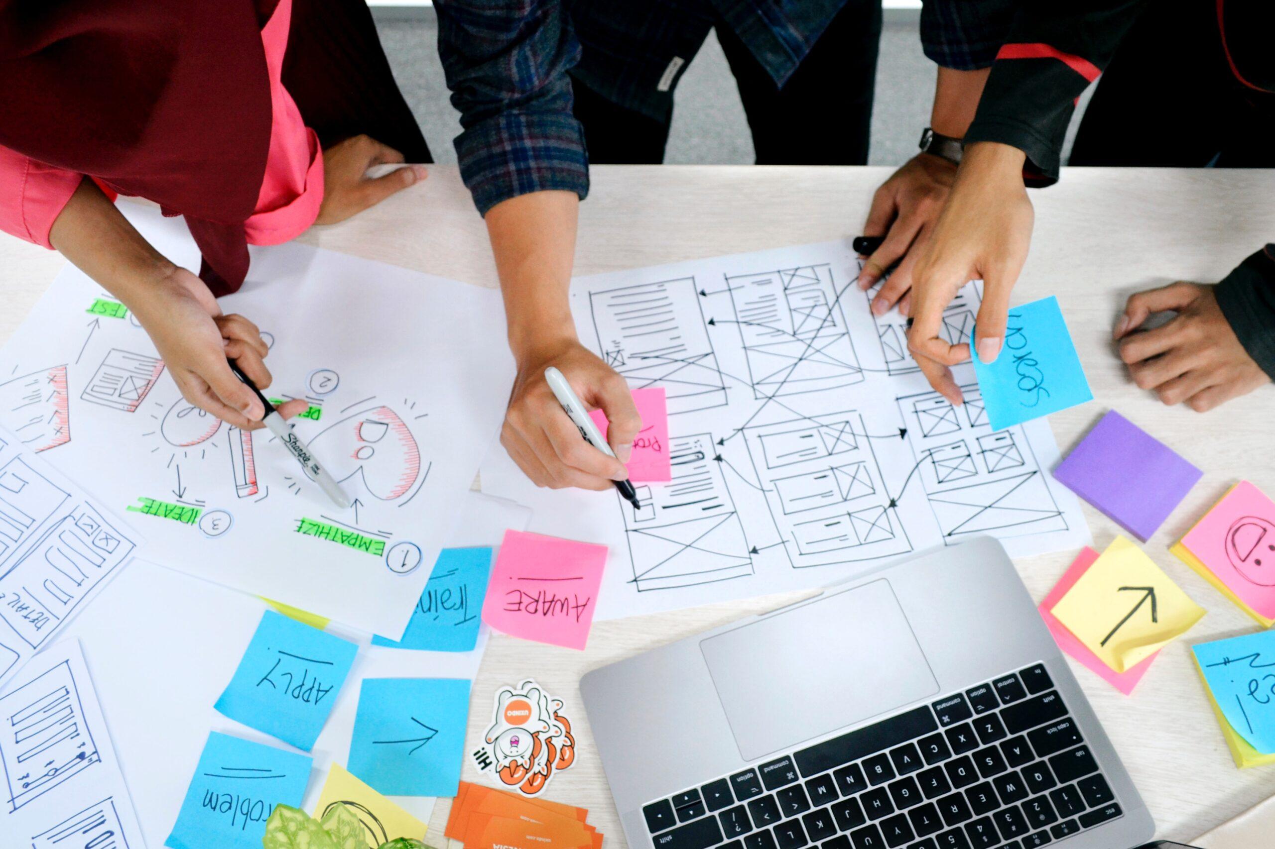 fase prototipado design thinking