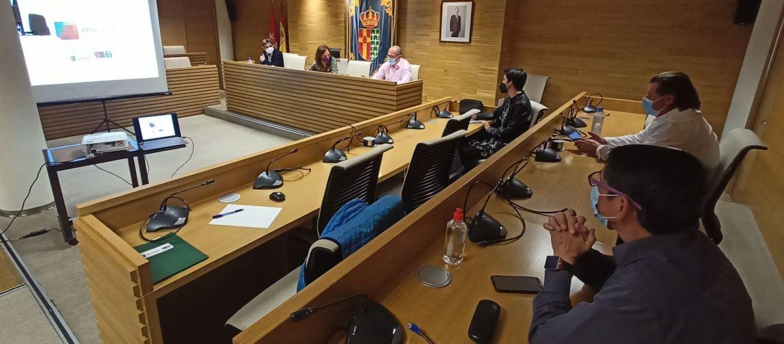 alcaldesa_tercer encuentro asociaciones